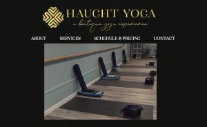 Haught Yoga st henry ohio
