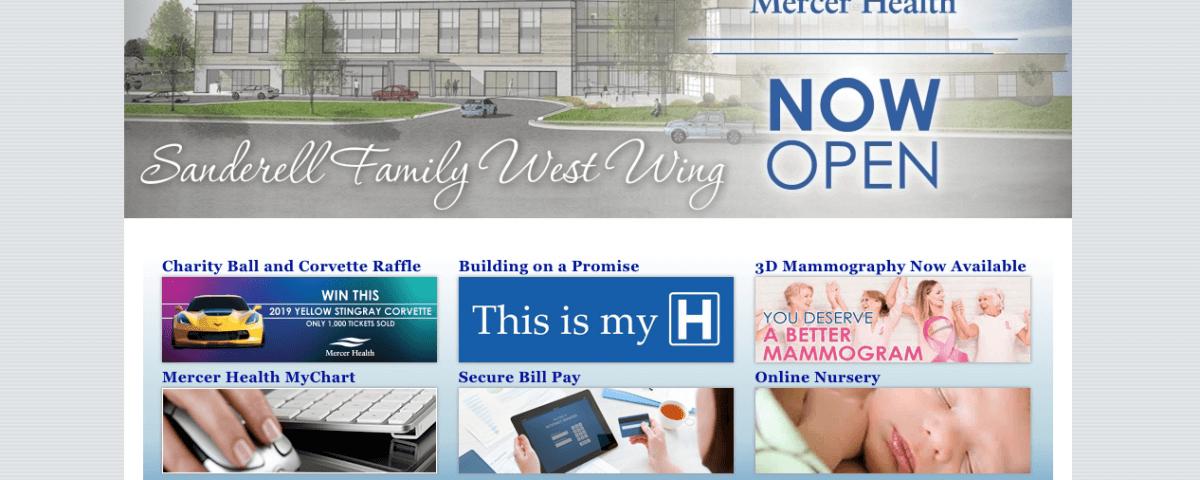 Mercer health Coldwater Ohio