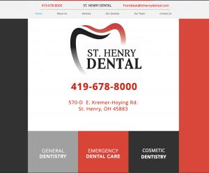 St Henry Dental St Henry Ohio