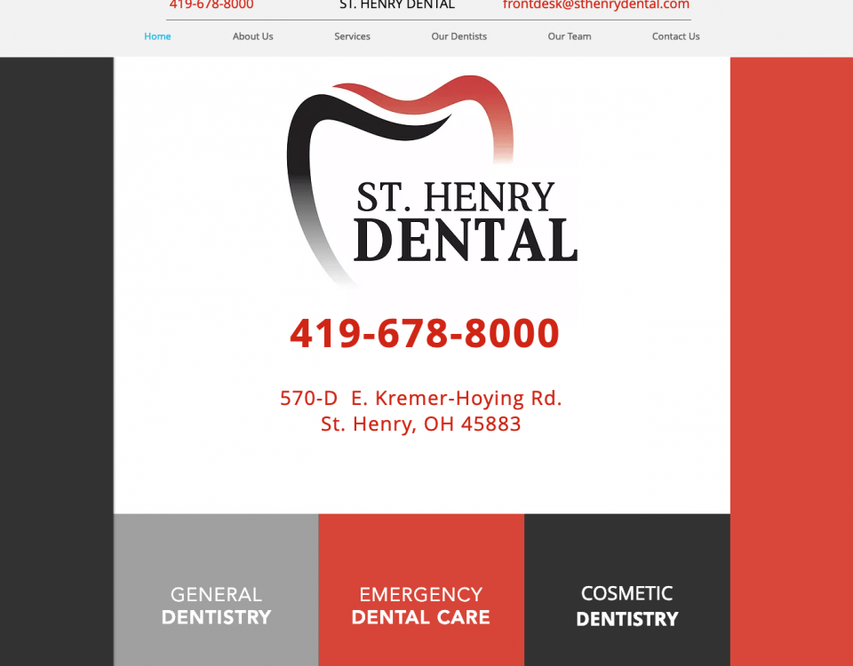 St Henry Dental St Henry Ohio